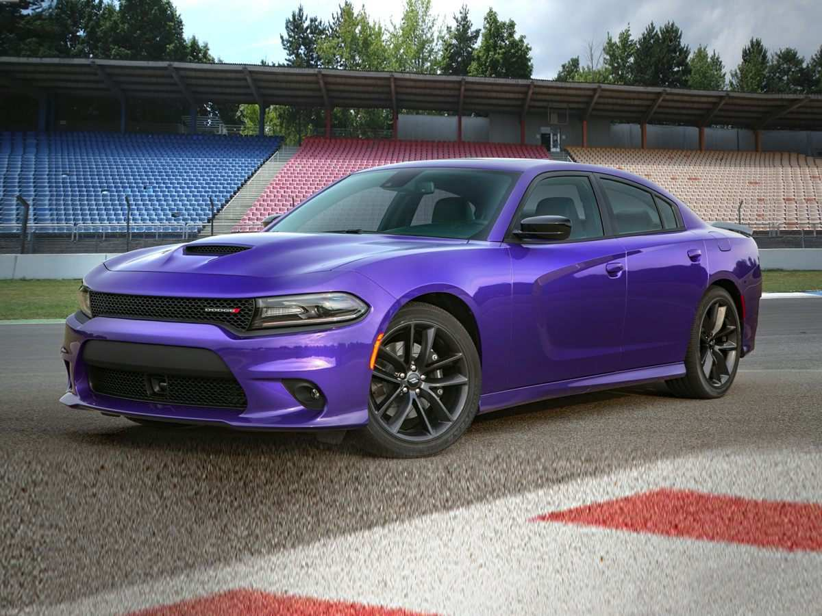 23 The 2019 Dodge Charger Speed Test