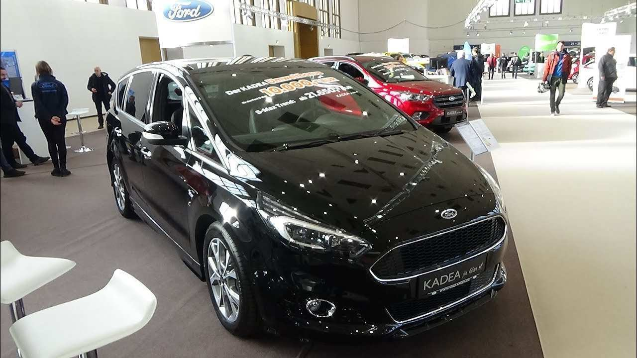 23 The 2019 Ford S Max Specs