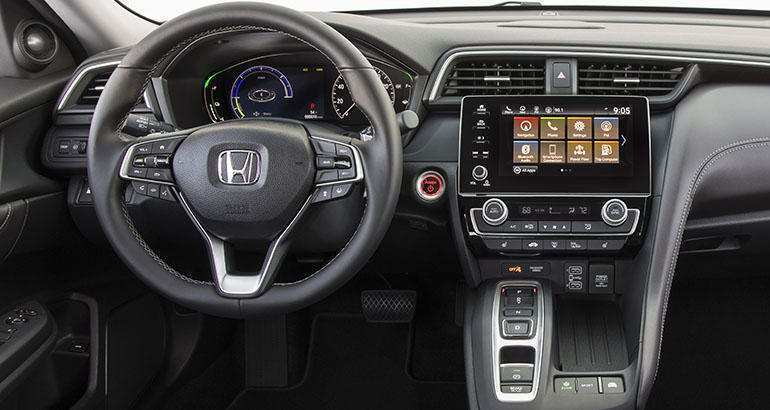 23 The 2019 Honda Insight New Model And Performance