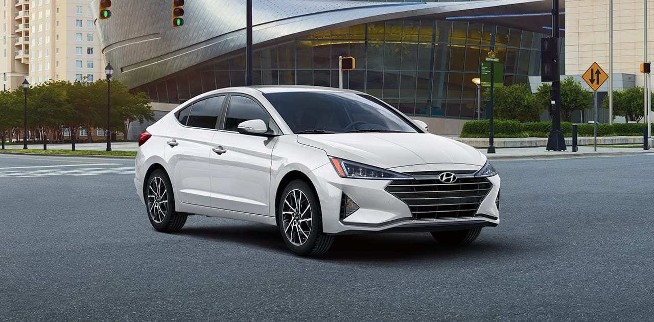 23 The 2019 Hyundai Elantra Redesign And Concept