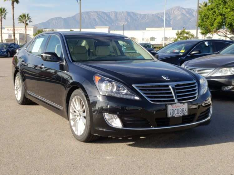 23 The 2019 Hyundai Equus Ultimate Specs