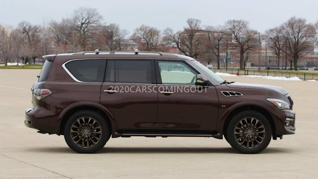 23 The 2019 Infiniti Qx80 Monograph Review And Release Date