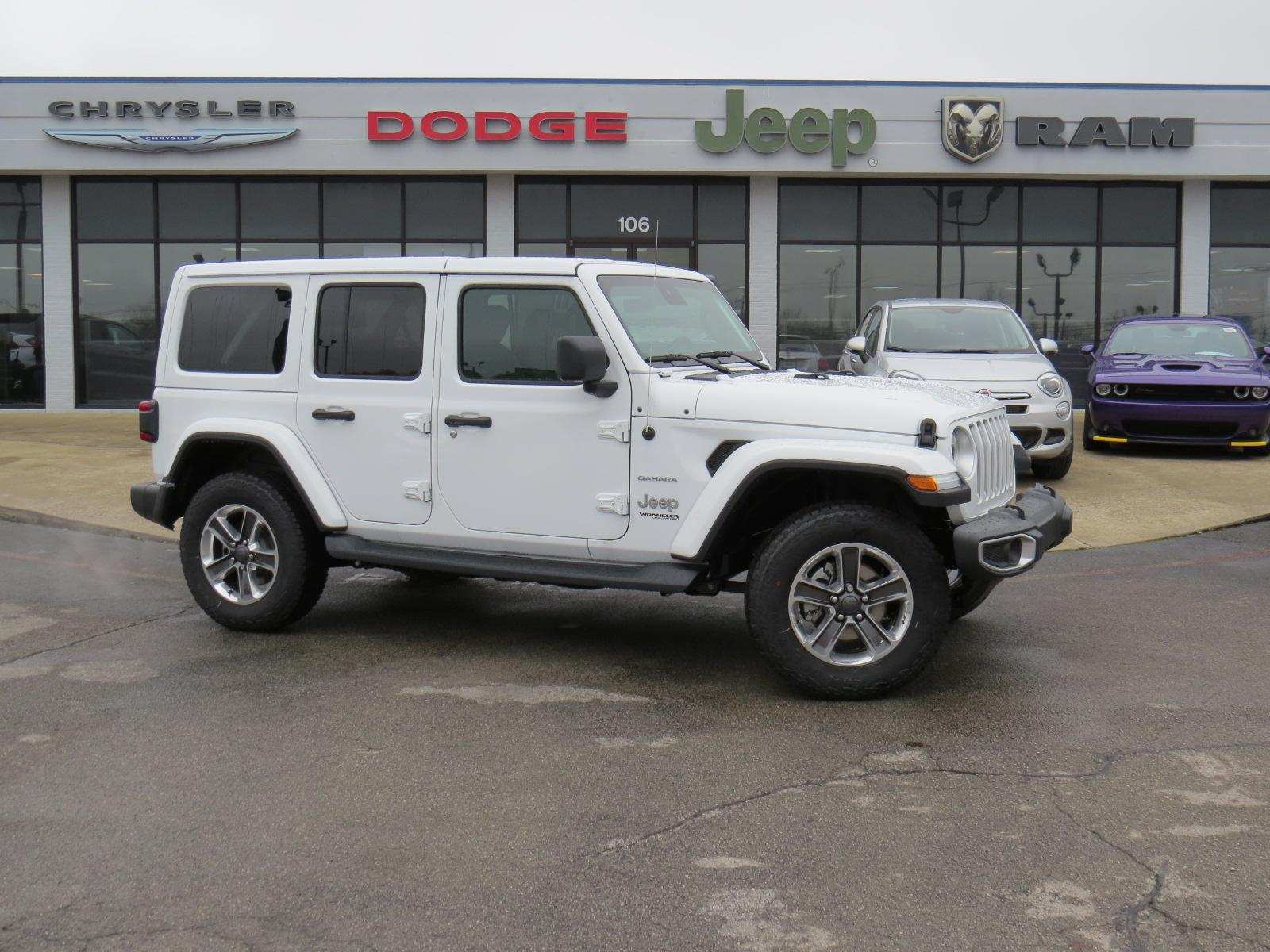 23 The 2019 Jeep Wrangler Picture