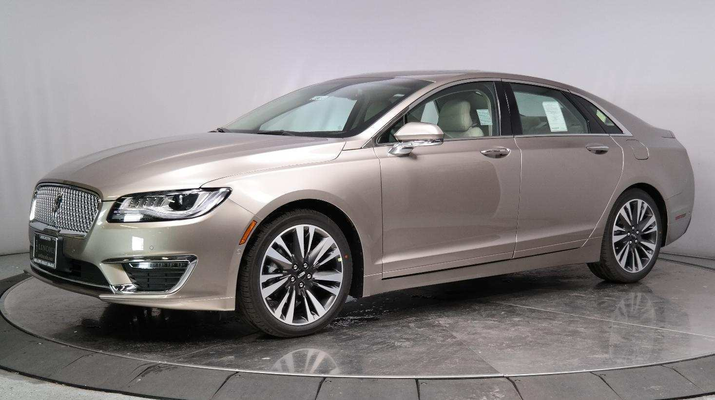 23 The 2019 Lincoln MKZ Hybrid Performance