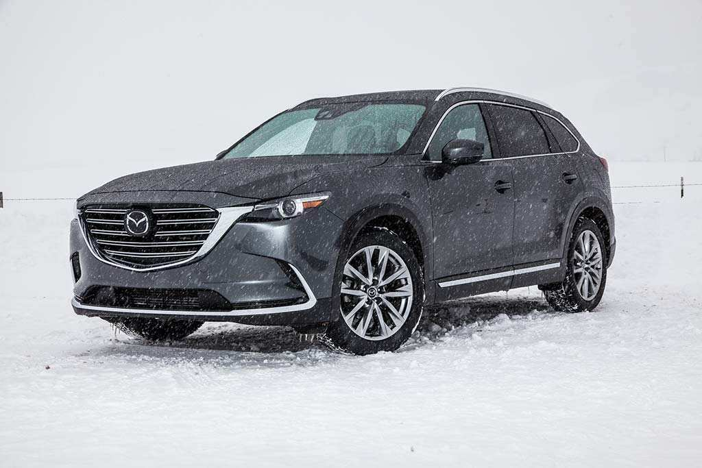 23 The 2019 Mazda CX 9 Ratings