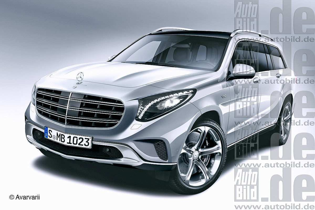 23 The 2019 Mercedes Gl Class Redesign And Review