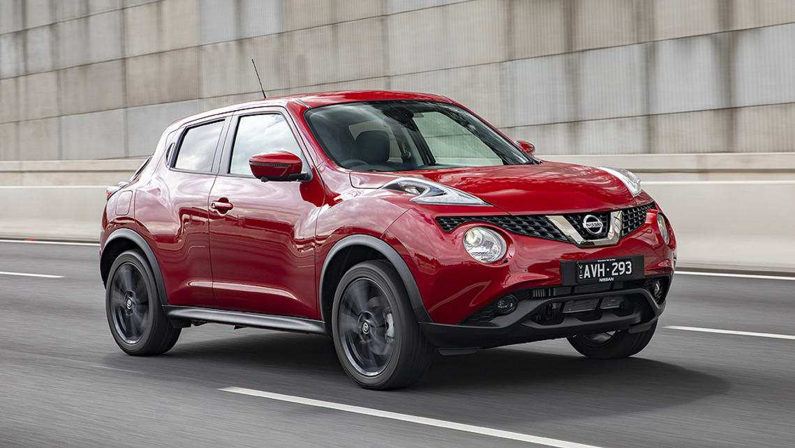 23 The 2019 Nissan Juke Interior