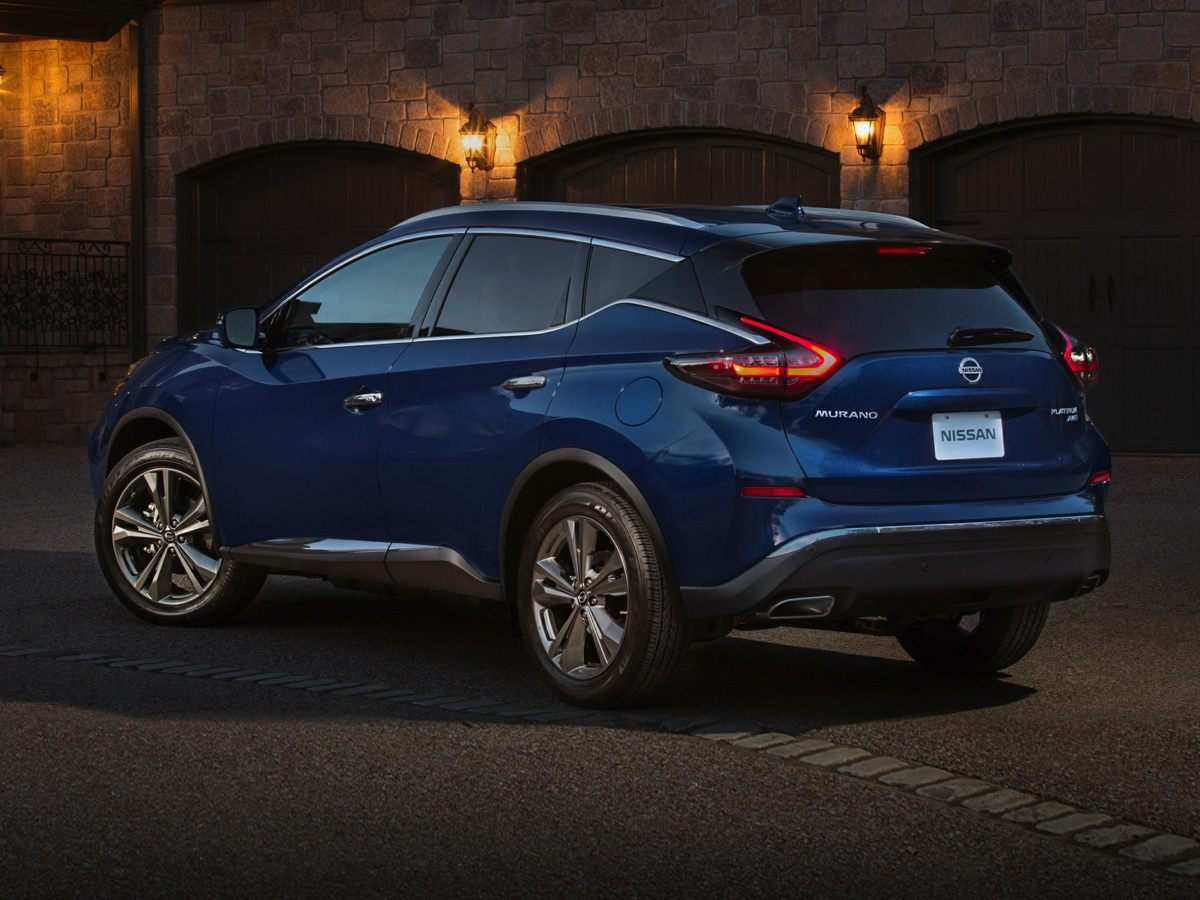 23 The 2019 Nissan Murano Speed Test