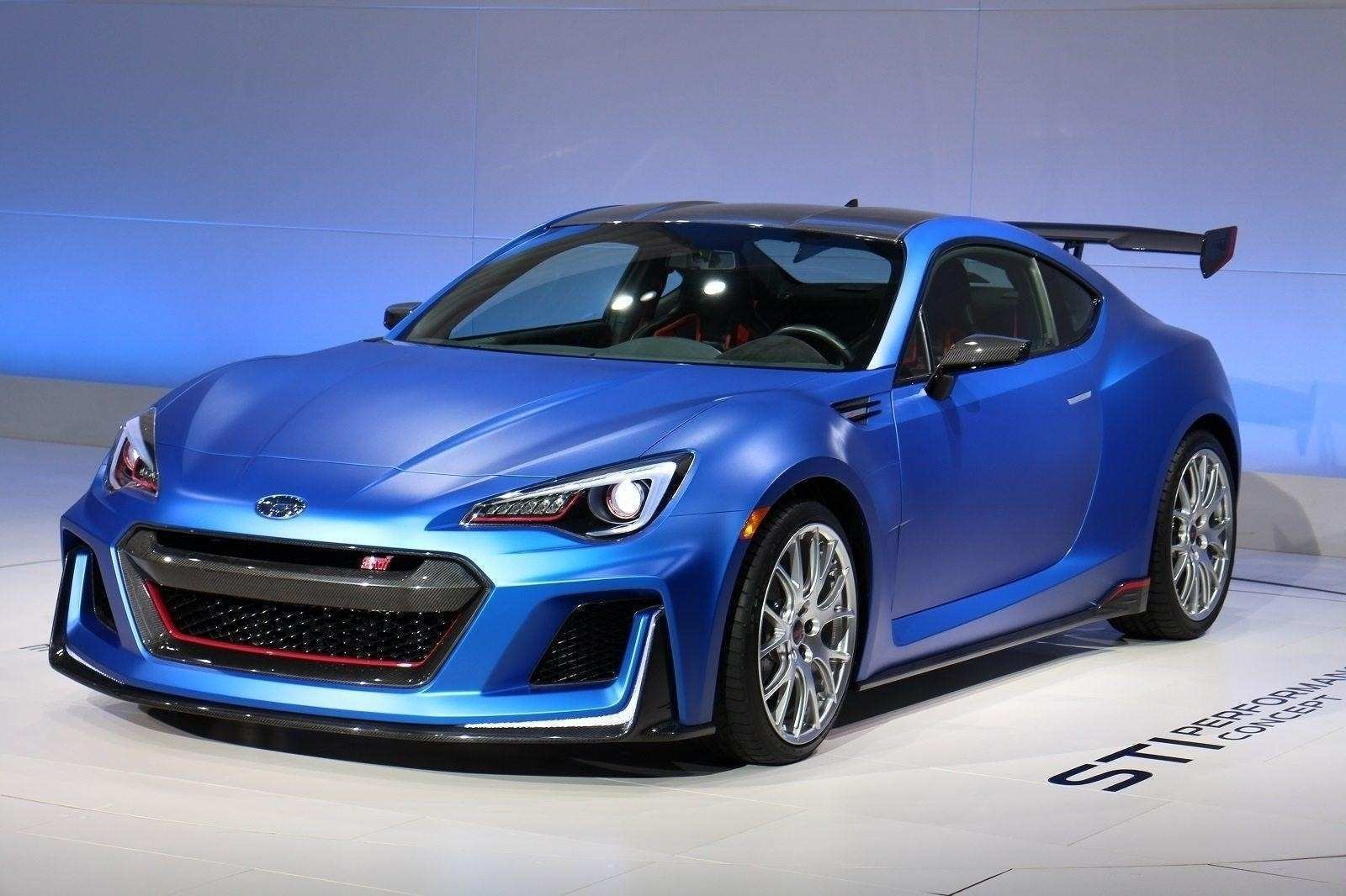 23 The 2019 Subaru Brz Sti Turbo Redesign And Review