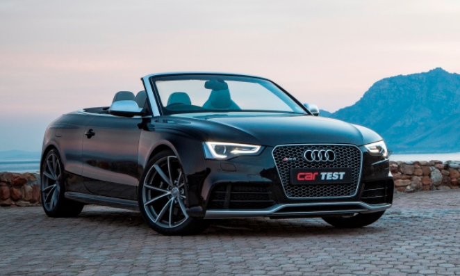 23 The 2020 Audi Rs5 Cabriolet Configurations