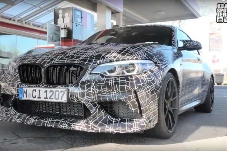 23 The 2020 BMW M2 Exterior And Interior