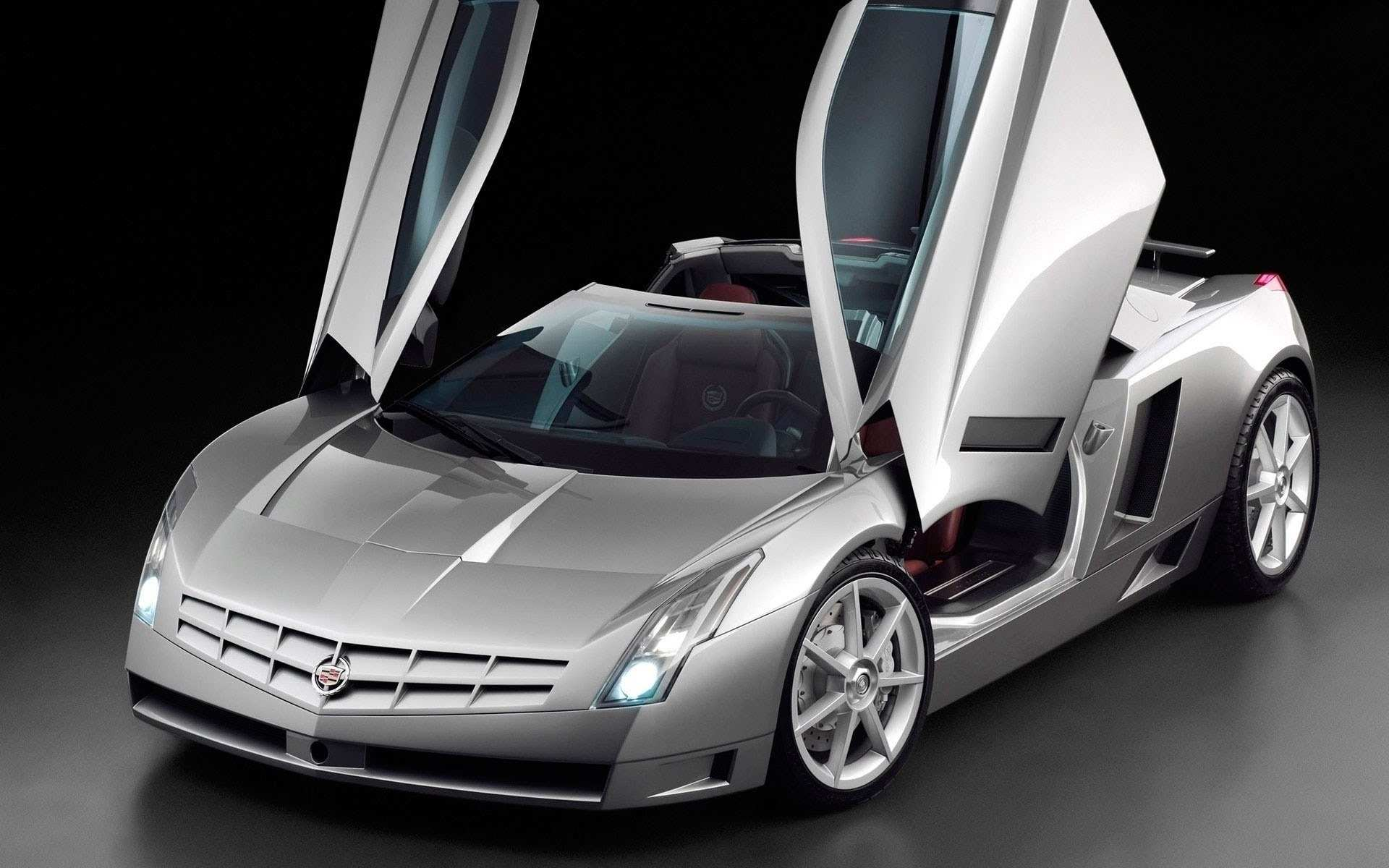 23 The 2020 Cadillac Ciana Concept