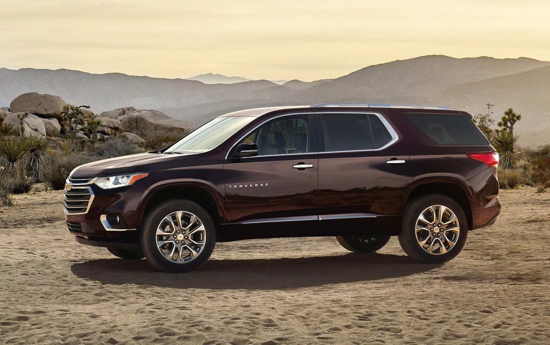 23 The 2020 Chevrolet Traverses Reviews