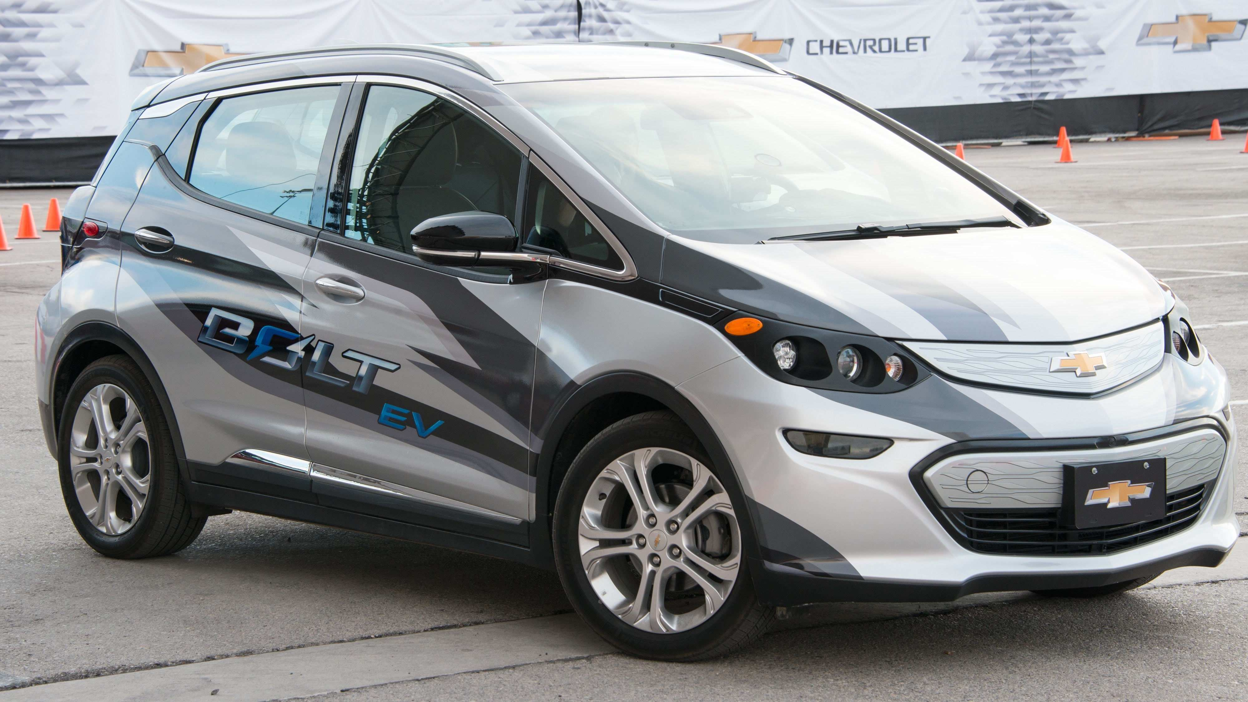 23 The 2020 Chevy Bolt Concept And Review