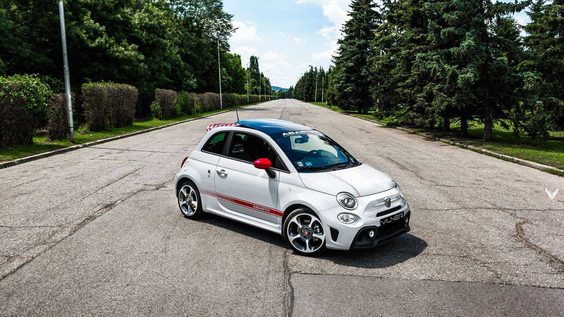 23 The 2020 Fiat 500 Abarth Speed Test