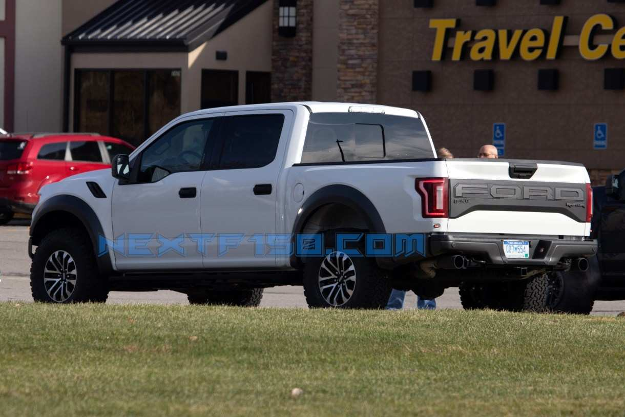 23 The 2020 Ford F150 Raptor Spesification