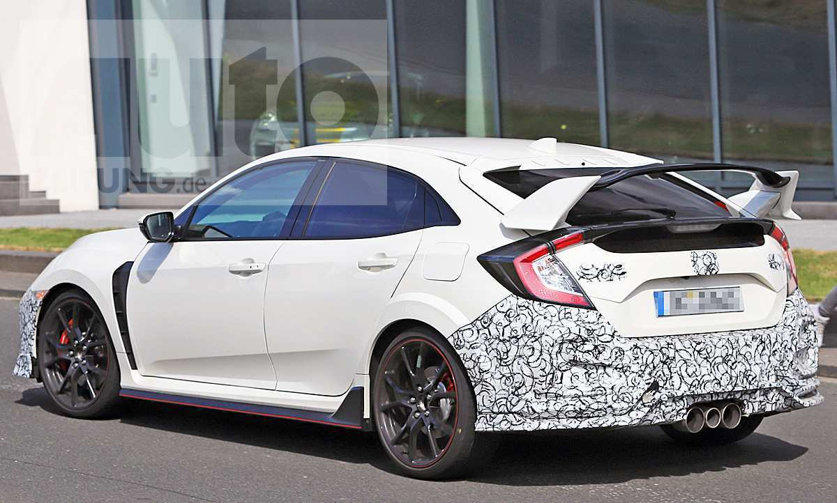 23 The 2020 Honda Civic Type R Release Date And Concept