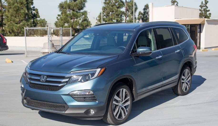 23 The 2020 Honda Pilot Release Date Price And Review
