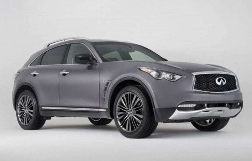 23 The 2020 Infiniti QX70 Picture