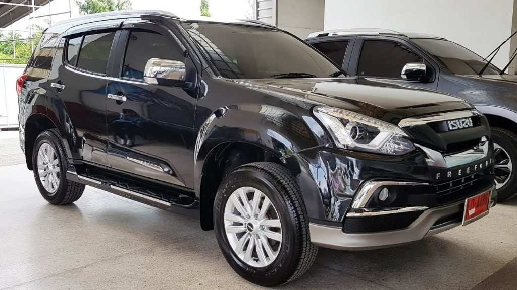 23 The 2020 Isuzu MU X Rumors