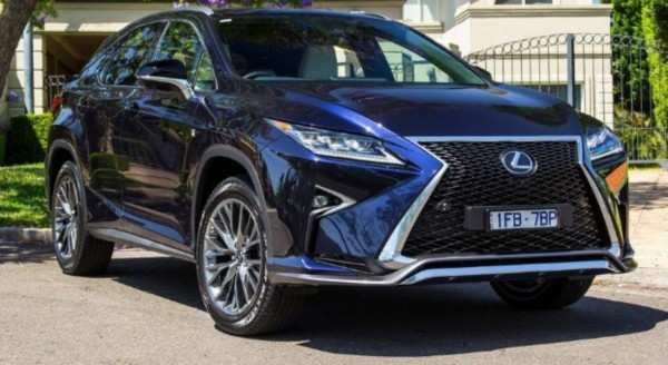 23 The 2020 Lexus Rx 350 Release Date Redesign And Review