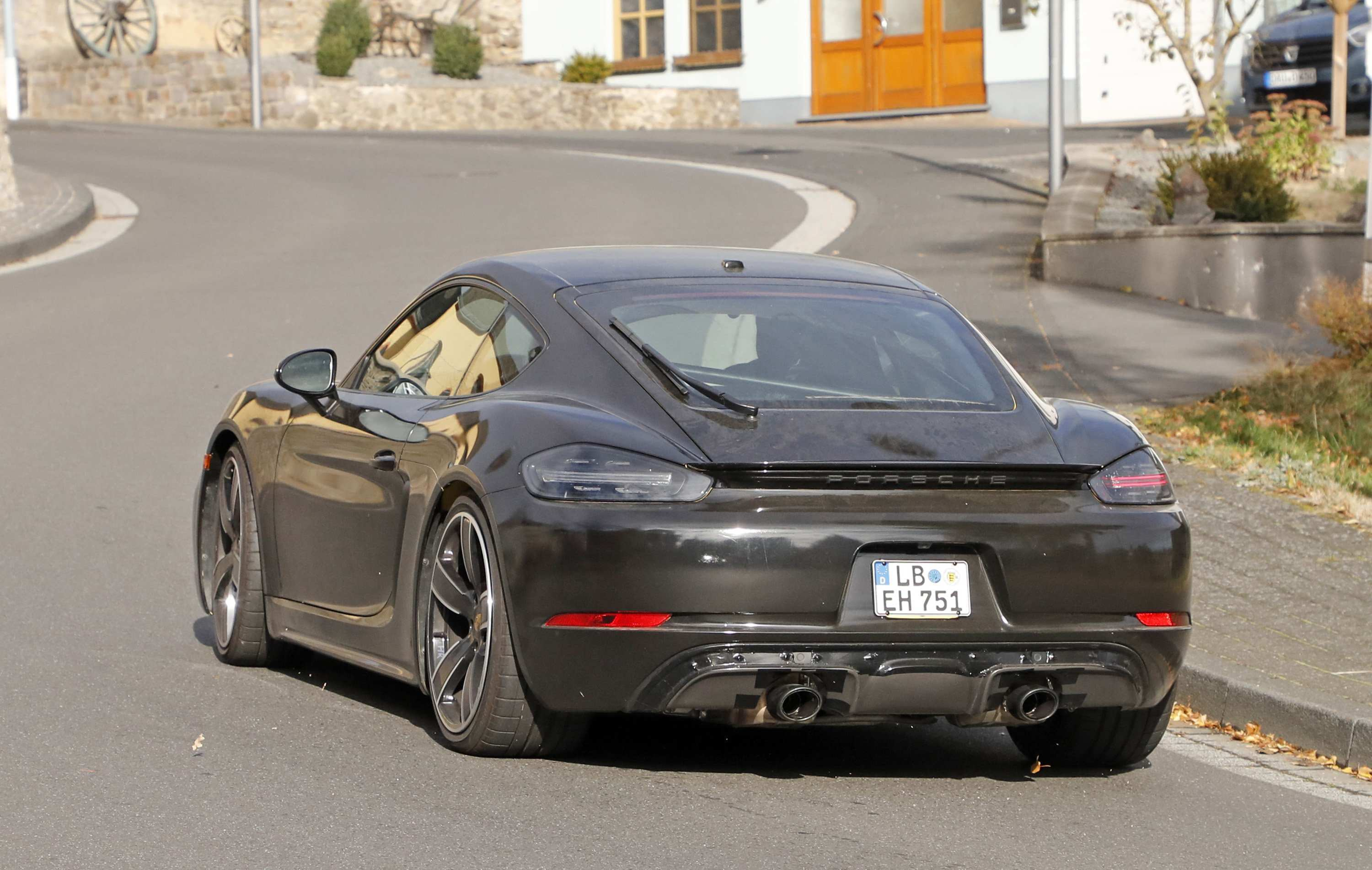 23 The 2020 Porsche Boxster S New Model And Performance
