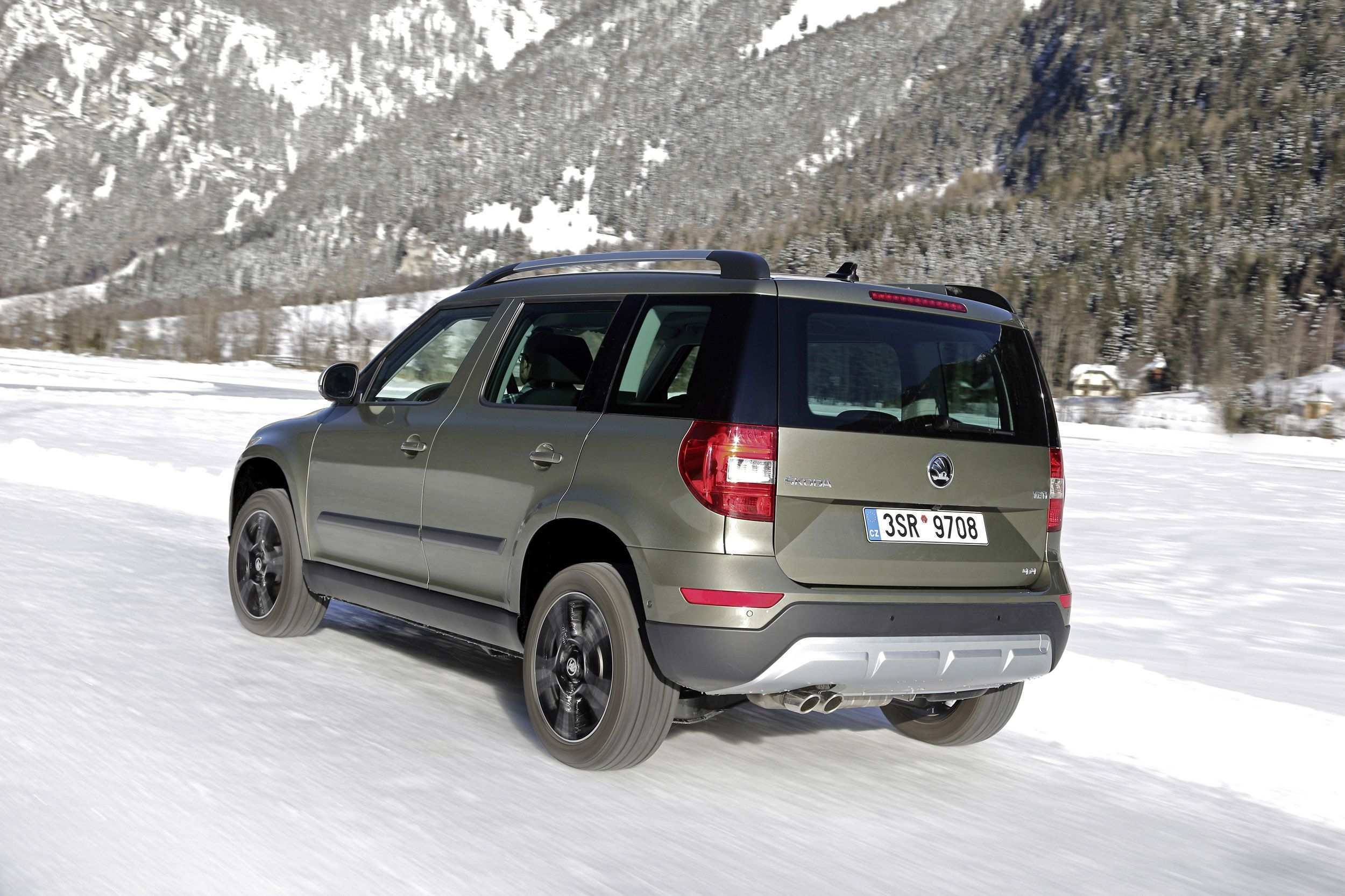 23 The 2020 Skoda Yeti India Egypt Specs And Review