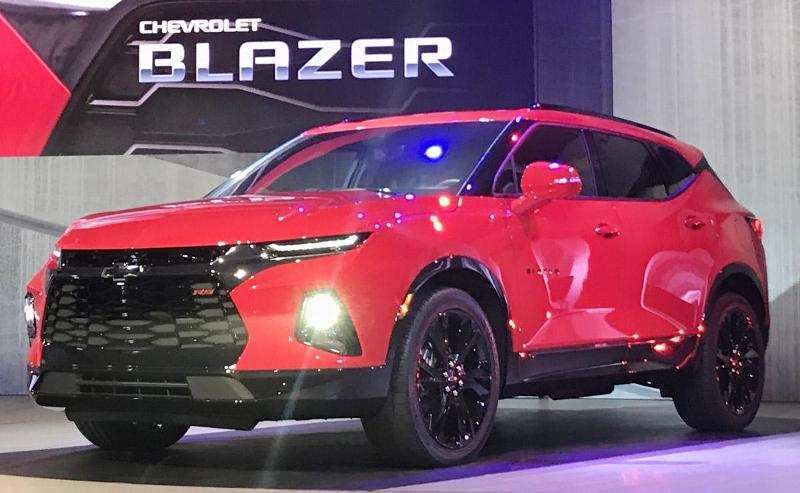 23 The 2020 The Chevy Blazer Concept