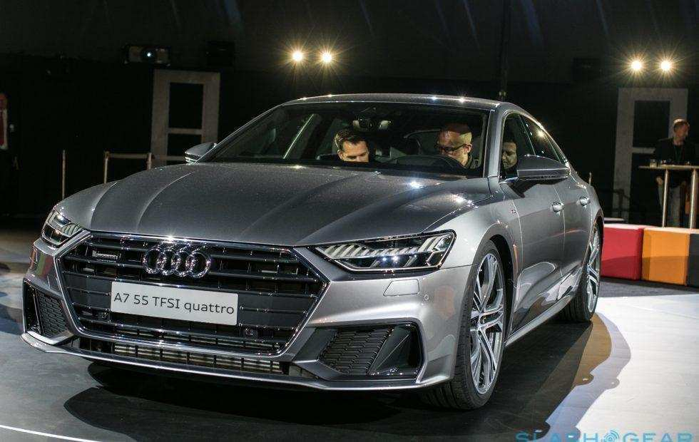 23 The Best 2019 Audi A7 Price And Release Date