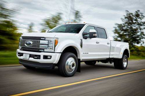 23 The Best 2019 Ford F450 Super Duty Speed Test