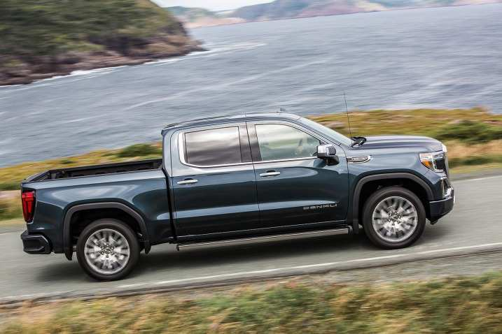 23 The Best 2019 GMC Sierra 1500 Exterior And Interior
