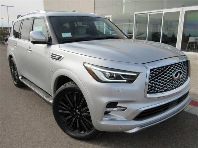 23 The Best 2019 Infiniti QX80 Rumors