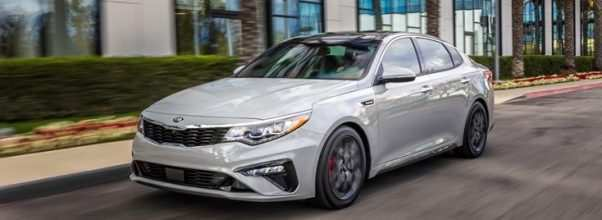 23 The Best 2019 Kia Optima Specs Interior