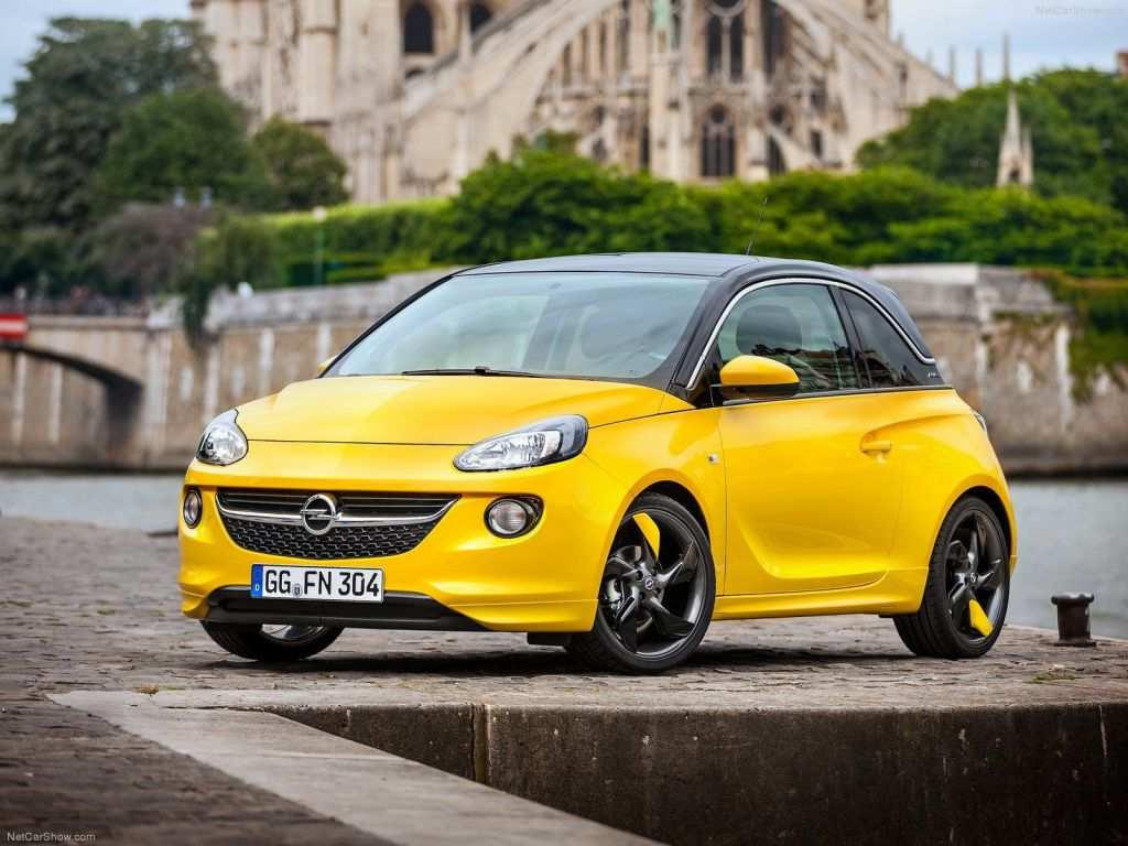 23 The Best 2019 Opel Adam Rocks Photos