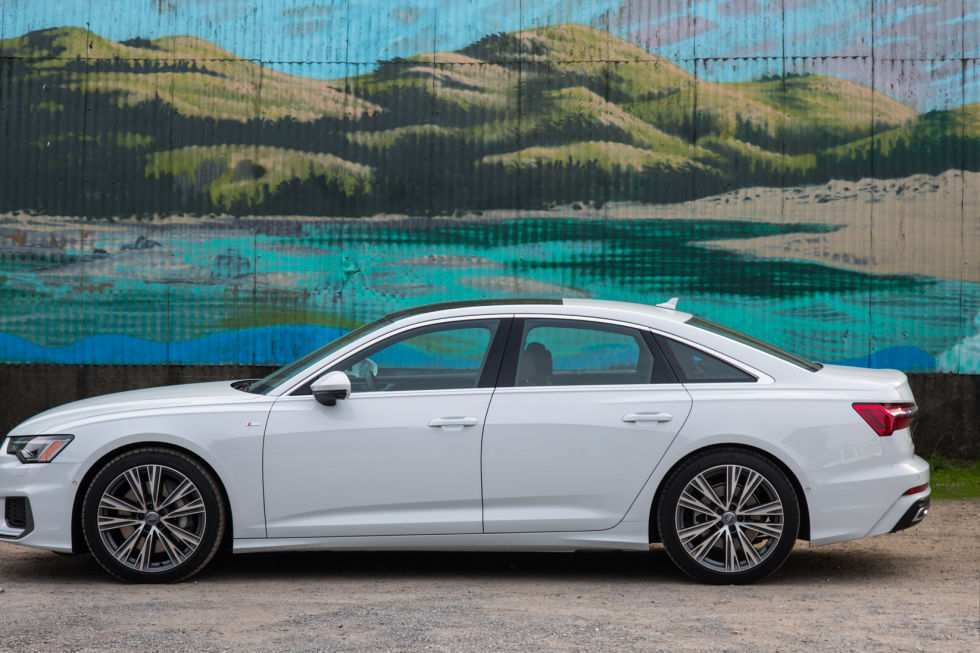 23 The Best 2019 The Audi A6 Concept