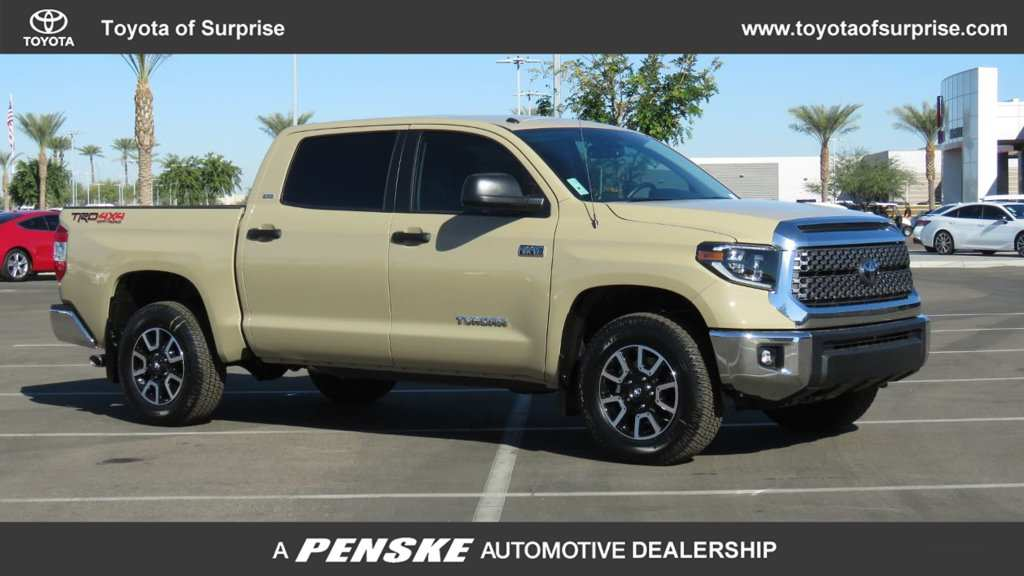 23 The Best 2019 Toyota Tundra First Drive