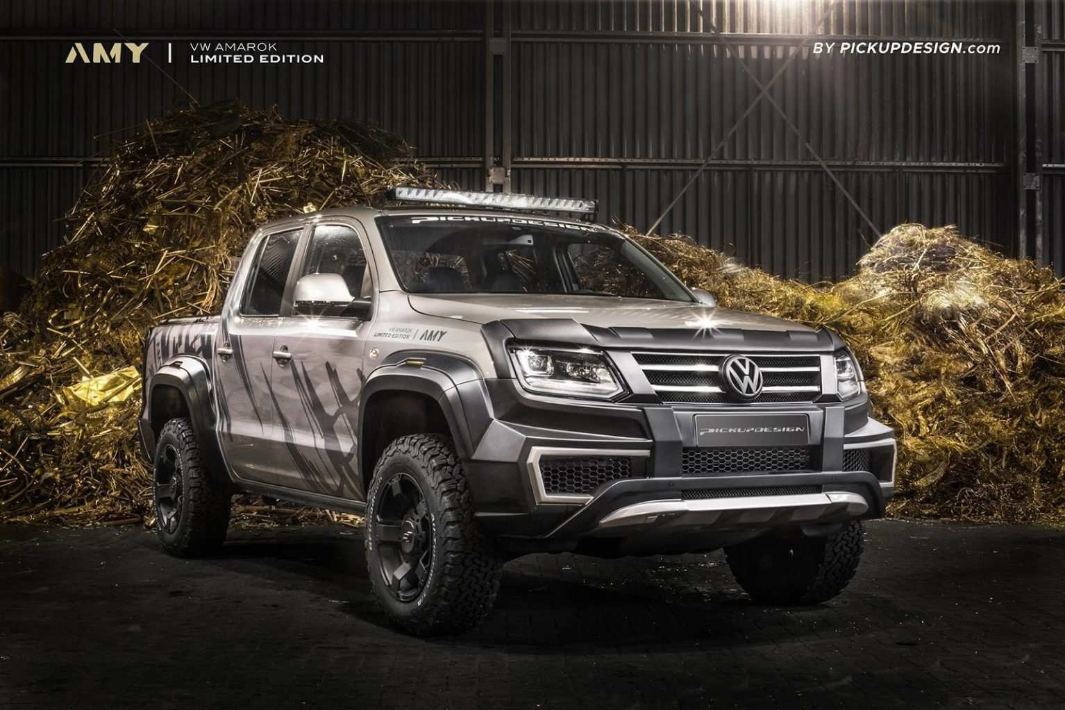 23 The Best 2019 VW Amarok Spesification