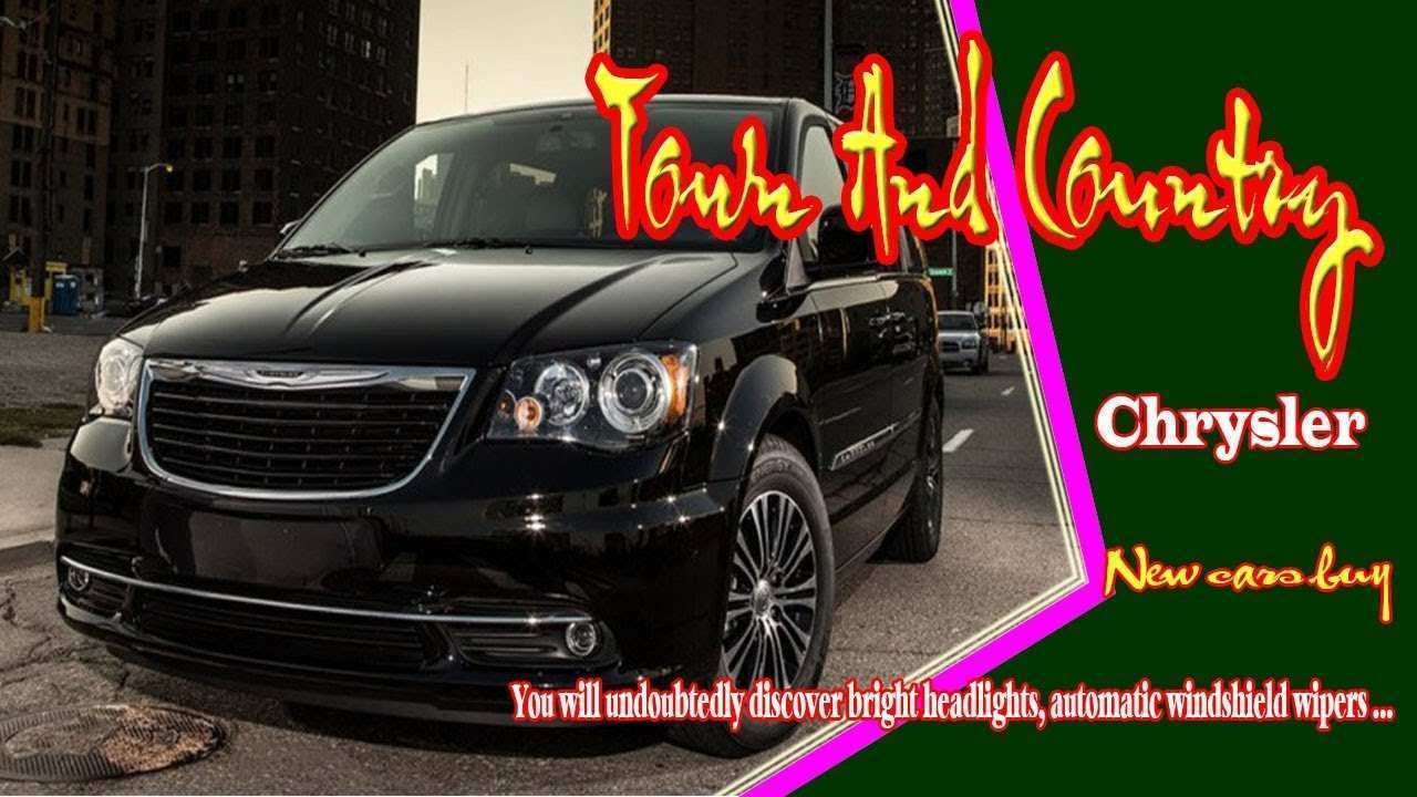 23 The Best 2020 Chrysler Town Picture