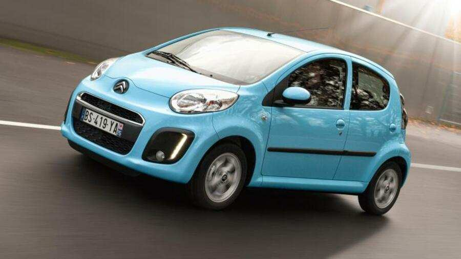 23 The Best 2020 Citroen C1 Photos