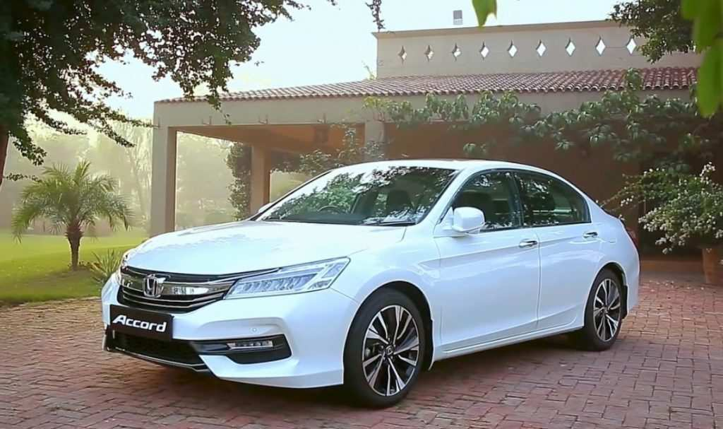 23 The Best 2020 Honda Accord Spirior Redesign