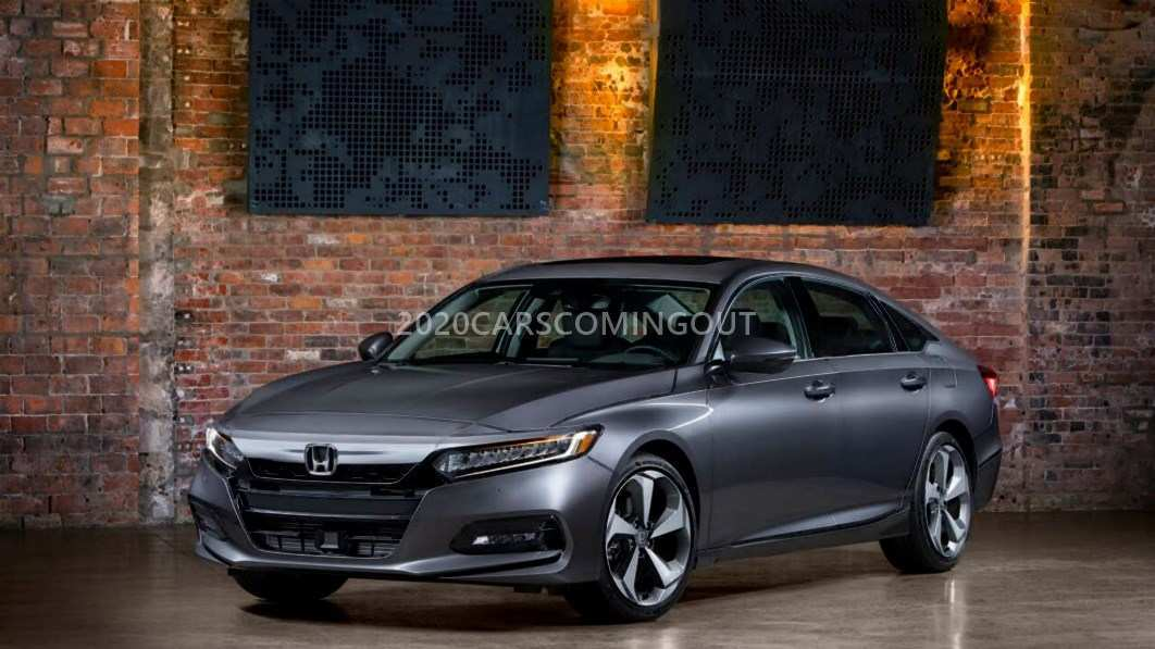23 The Best 2020 Honda Accord Sport Concept
