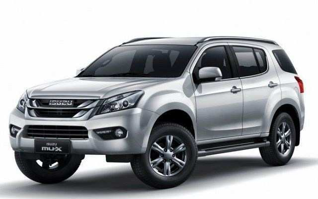 23 The Best 2020 Isuzu MU X Performance