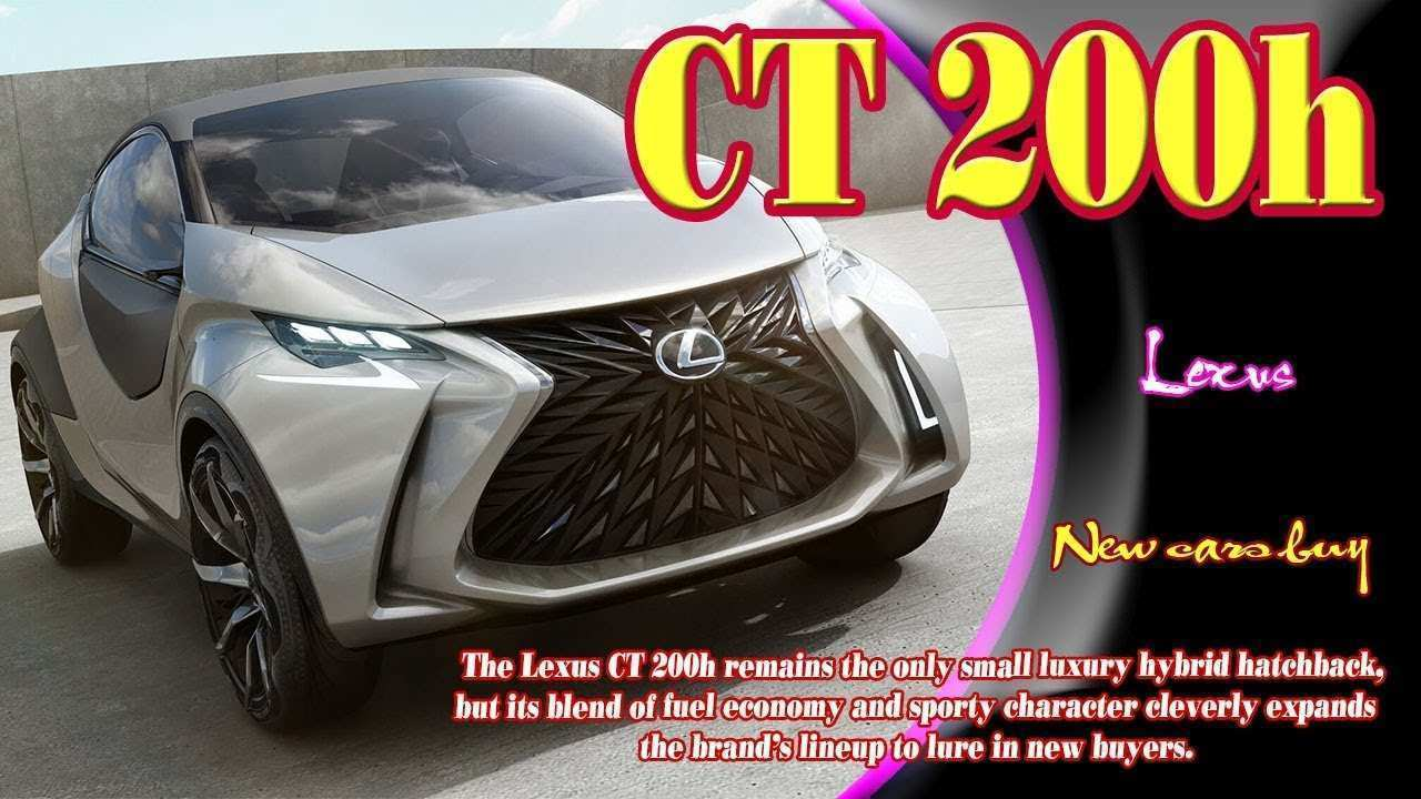 23 The Best 2020 Lexus CT 200h Spy Shoot