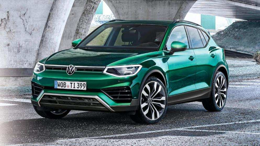 23 The Best 2020 Volkswagen Tiguan Wallpaper