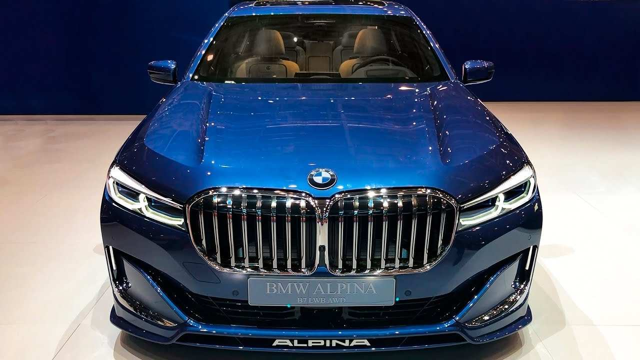 23 The Best BMW B7 Alpina 2020 Model