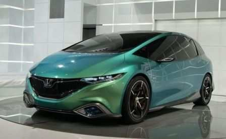 23 The Best Honda Van 2020 Redesign And Review