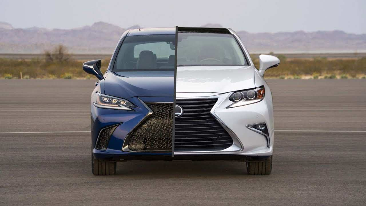 23 The Best Lexus Es 2019 Vs 2018 Price And Review
