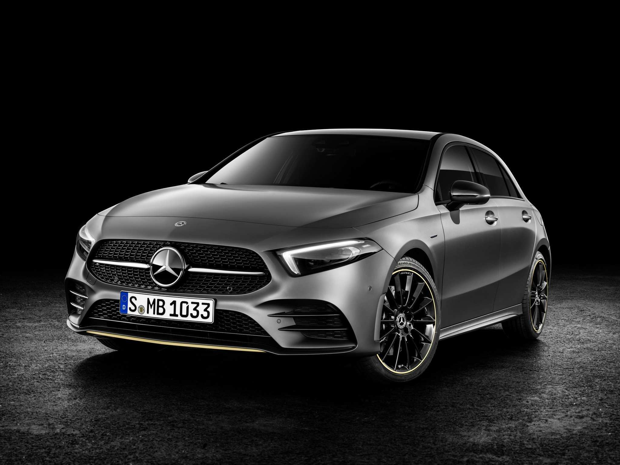 23 The Best Mercedes A200 Amg Line 2019 Release Date
