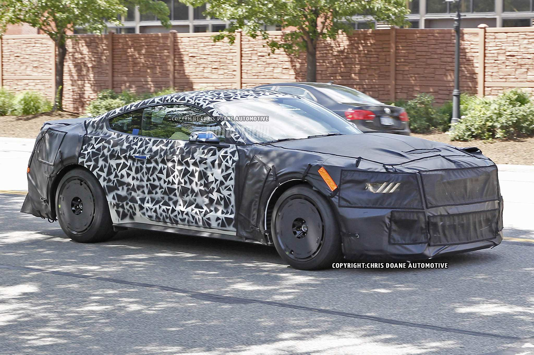 23 The Best Spy Shots Ford Mustang Svt Gt 500 Ratings