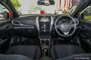 23 The Best Toyota Yaris 2019 Interior New Model And Performance
